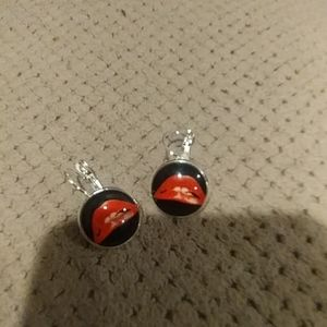 New Rocky horror picture show earrings